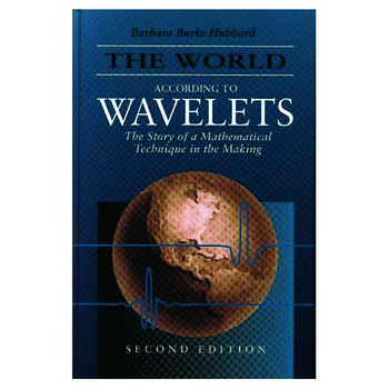 The World According to Wavelets The Story of a Mathematical Technique in the Making, Second Edition book cover
