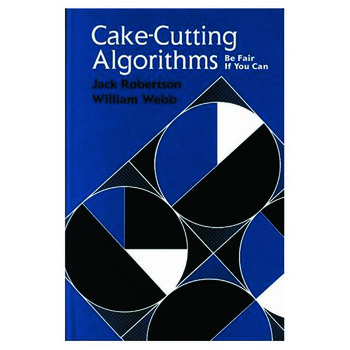 Cake-Cutting Algorithms Be Fair if You Can book cover