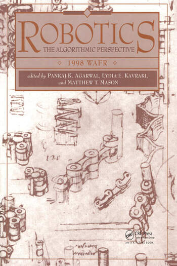 Robotics: The Algorithmic Perspective WAFR 1998 book cover