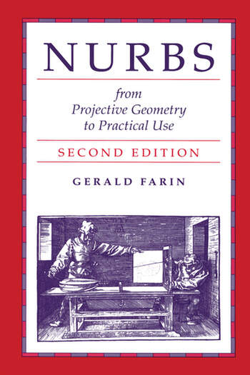 NURBS for Curve & Surface Design From Projective Geometry to Practical Use book cover