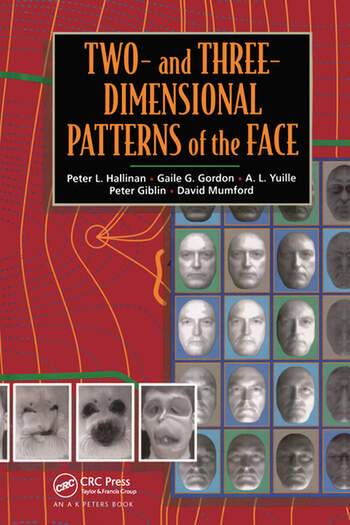 Two- and Three-Dimensional Patterns of the Face book cover