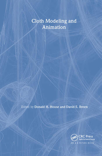 Cloth Modeling and Animation book cover