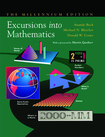 Excursions into Mathematics The Millennium Edition book cover