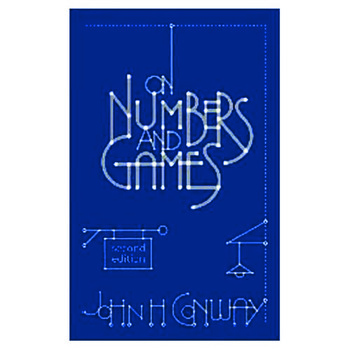 On Numbers and Games book cover