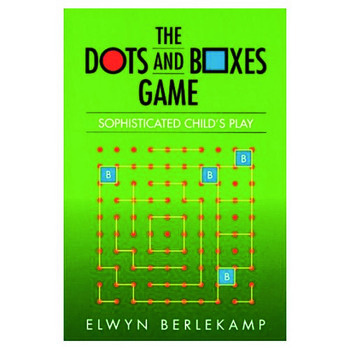 The Dots and Boxes Game Sophisticated Child's Play book cover