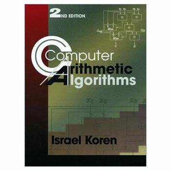 Computer Arithmetic Algorithms, Second Edition book cover