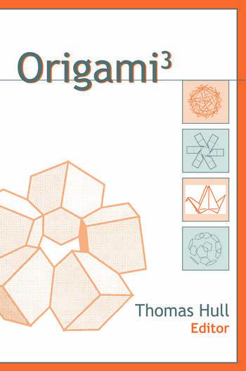 Origami^{3} book cover