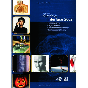 Graphics Interface 2002 book cover