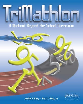 TriMathlon A Workout Beyond the School Curriculum book cover