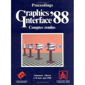 Graphics Interface 1988 book cover