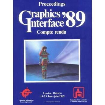 Graphics Interface 1989 book cover