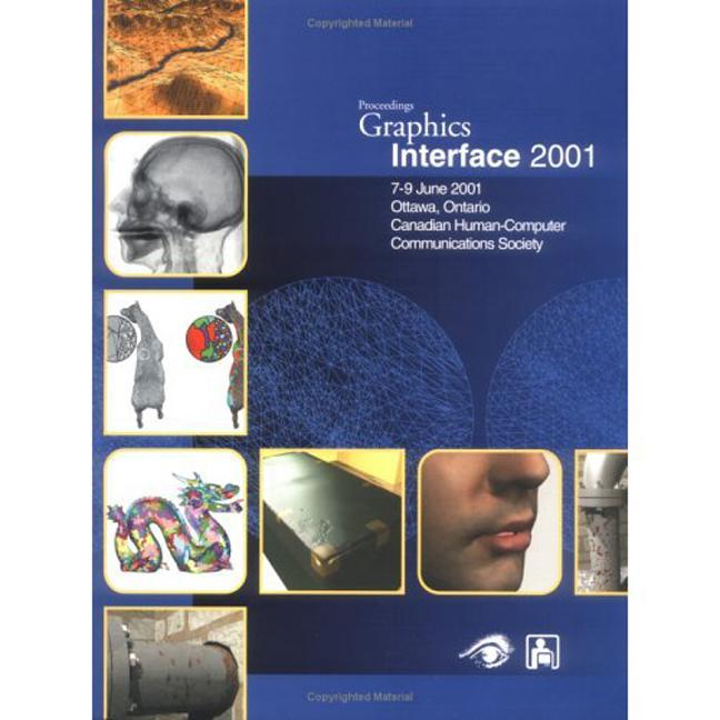 Graphics Interface 2001 book cover