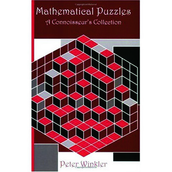Mathematical Puzzles A Connoisseur's Collection book cover
