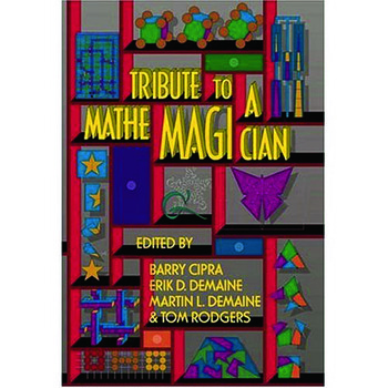 Tribute to a Mathemagician book cover