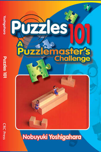 Puzzles 101 A PuzzleMasters Challenge book cover