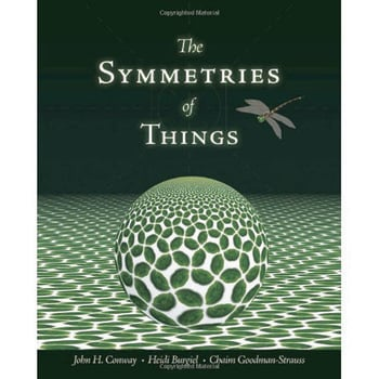 The Symmetries of Things book cover