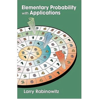 Elementary Probability with Applications book cover