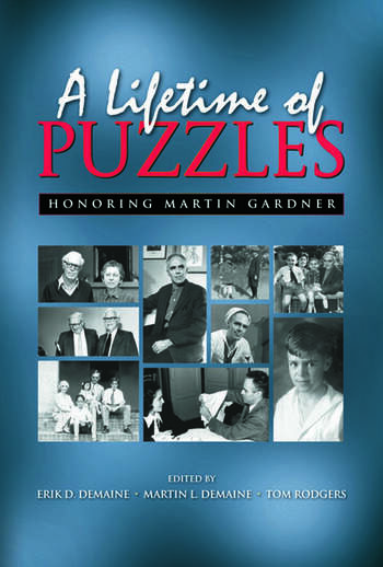 A Lifetime of Puzzles book cover
