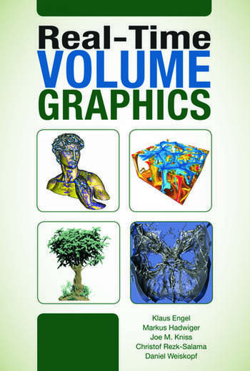 Real-Time Volume Graphics book cover