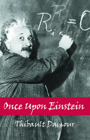 Once Upon Einstein book cover