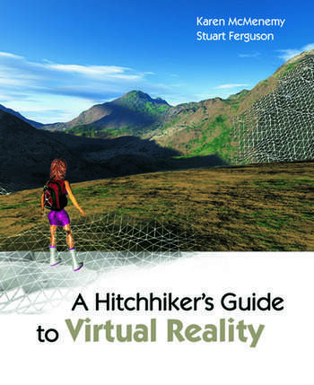 A Hitchhiker's Guide to Virtual Reality book cover