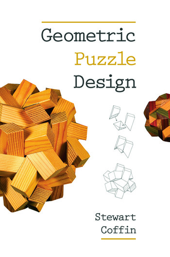 Geometric Puzzle Design book cover