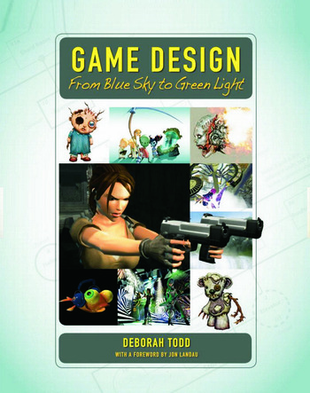 Game Design From Blue Sky to Green Light book cover