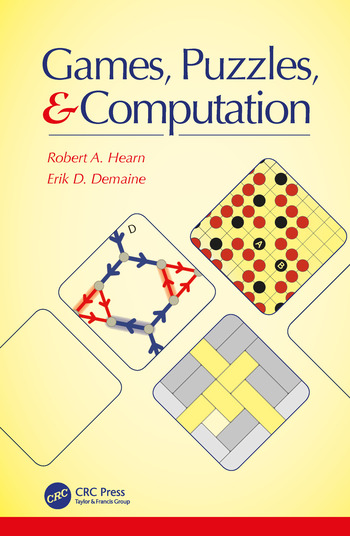 Games, Puzzles, and Computation book cover