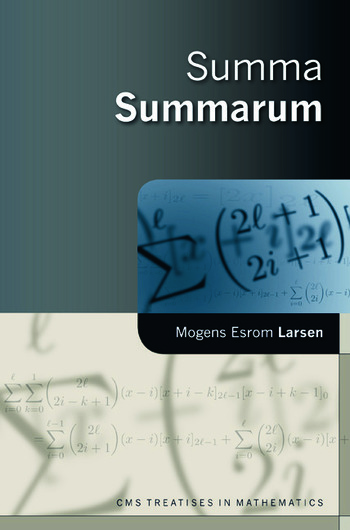 Summa Summarum book cover