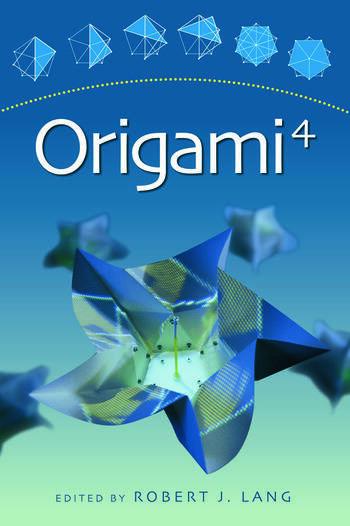 Origami 4 book cover
