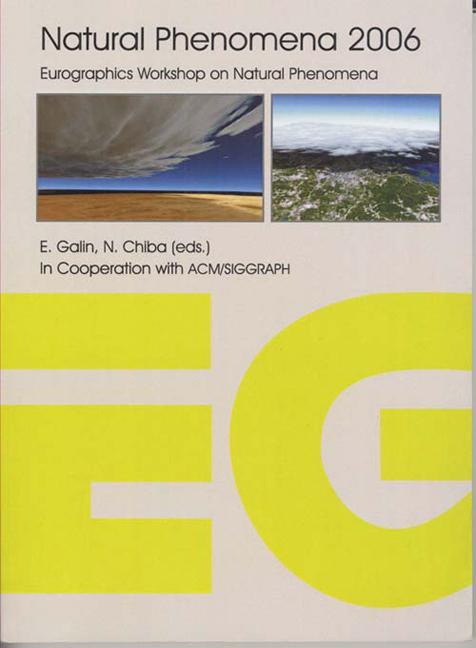 Natural Phenomena 2006 book cover