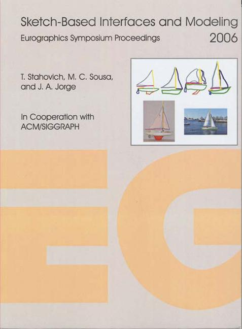 Sketch-Based Interfaces and Modeling 06 book cover