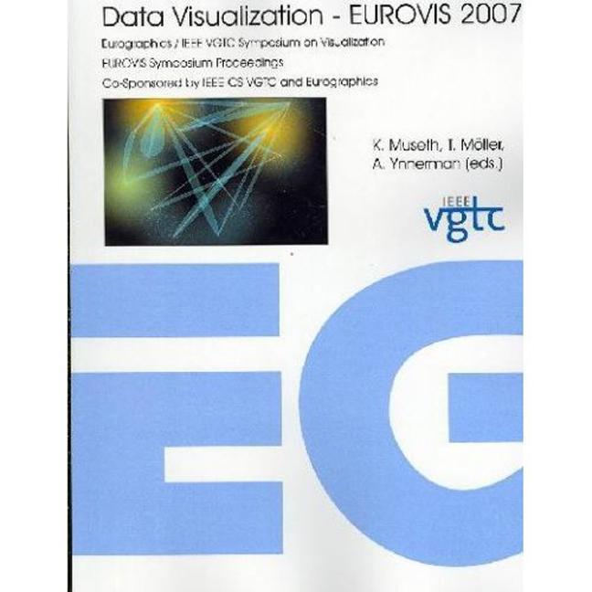 Data Visualization 2007 book cover
