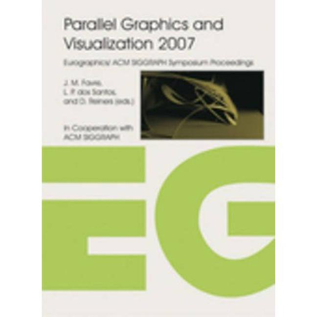 Parallel Graphics and Visualization 2007 book cover