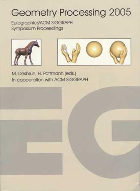 Geometry Processing 2005 book cover