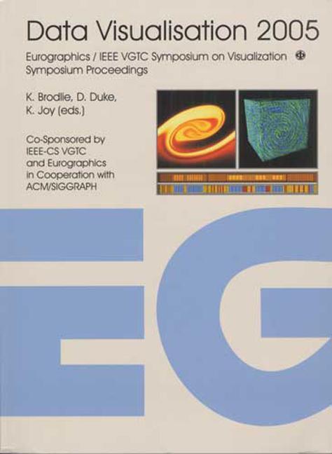 Data Visualization 2005 book cover