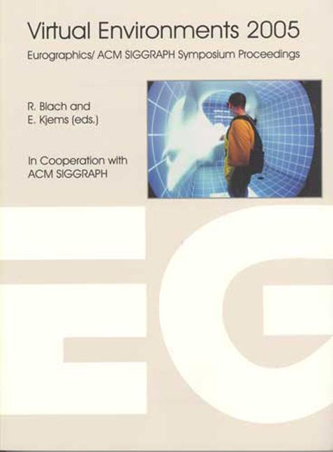 Virtual Environments 2005 book cover