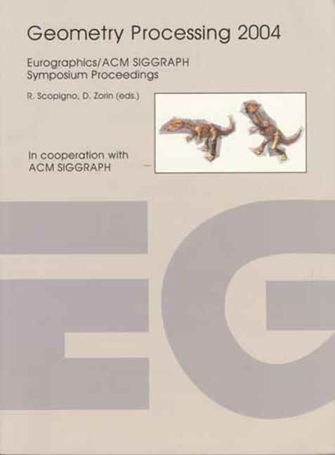 Geometry Processing 2004 book cover