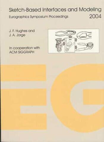 Sketch-Based Interfaces and Modeling 2004 book cover