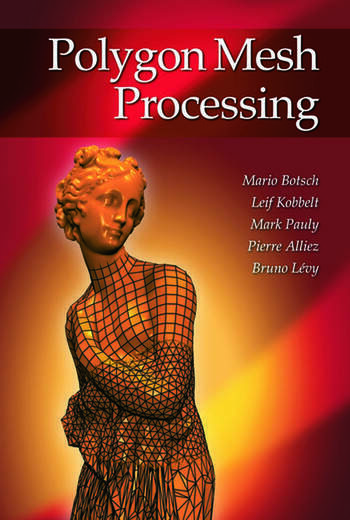 Polygon Mesh Processing book cover