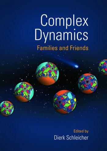 Complex Dynamics Families and Friends book cover
