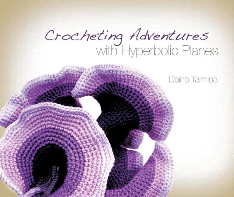Crocheting Adventures with Hyperbolic Planes book cover