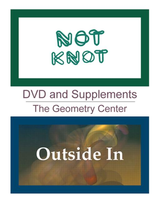 Outside In and Not Knot (DVD + two Booklets) book cover