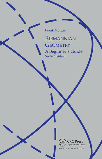 Riemannian Geometry A Beginners Guide, Second Edition book cover