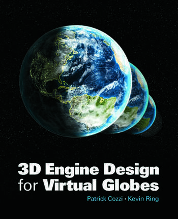 3D Engine Design for Virtual Globes book cover