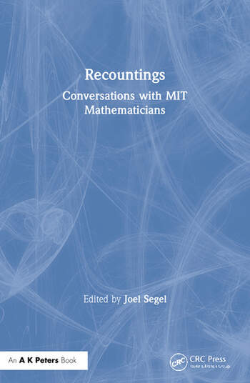 Recountings Conversations with MIT Mathematicians book cover