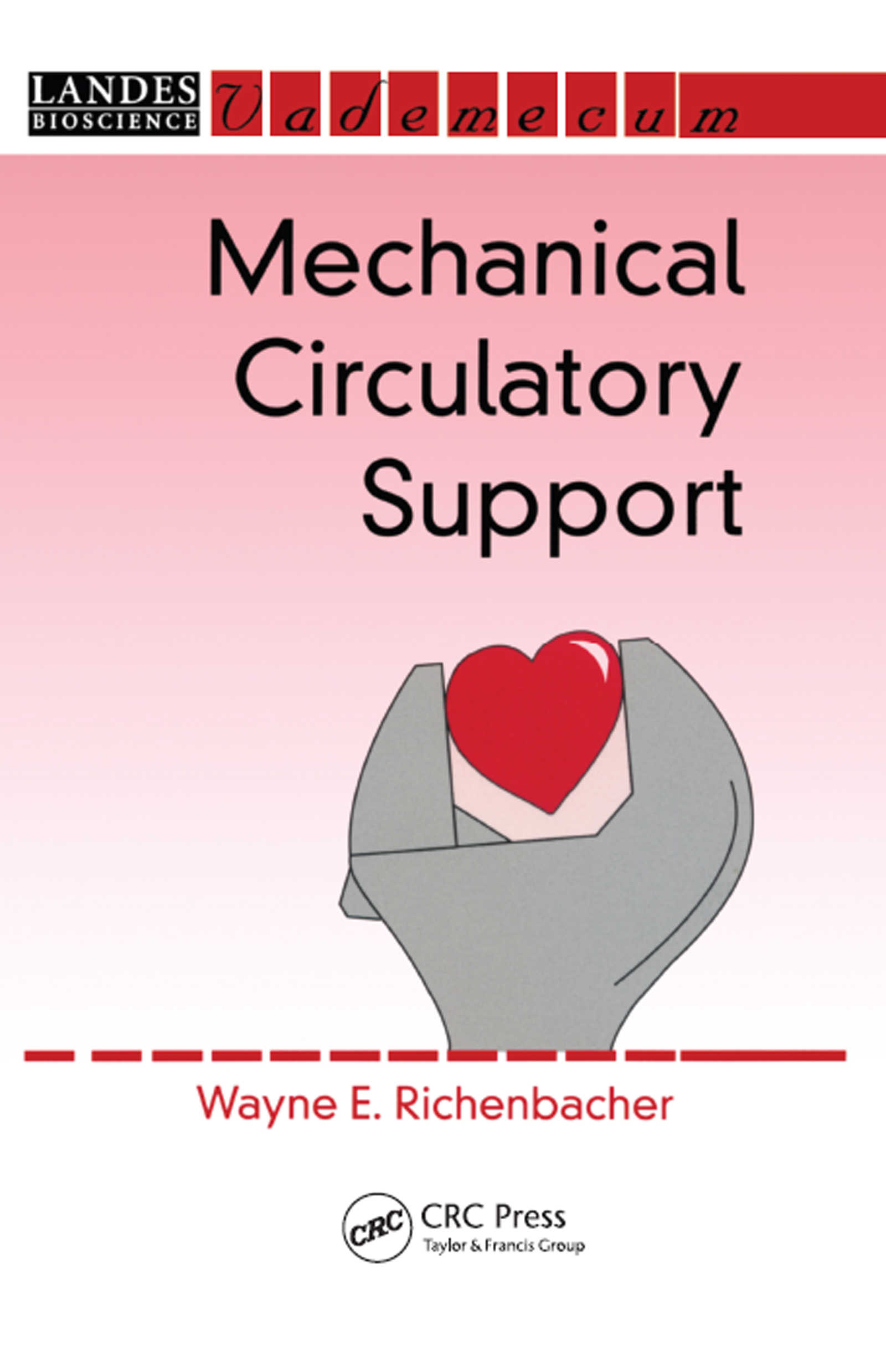 Mechanical Circulatory Support book cover