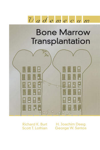 Bone Marrow Transplantation book cover