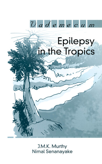 Epilepsy in the Tropics book cover