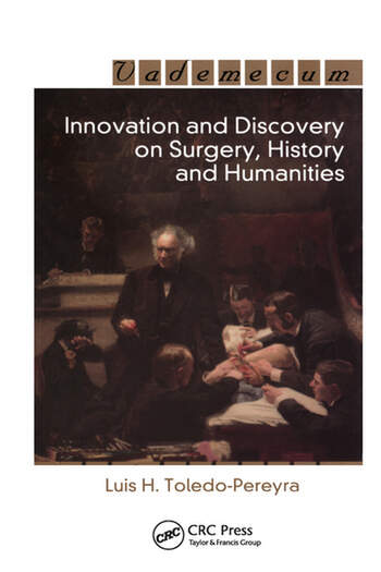 Innovation and Discovery on Surgery, History and Humanities book cover